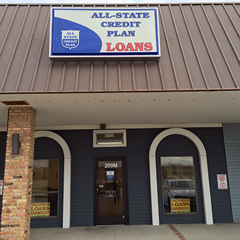 All-State Credit Plan, LLC in Houma